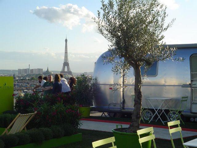 1000 images about prestataires pour evenementiel paris on pinterest dj p - Location caravane vintage ...
