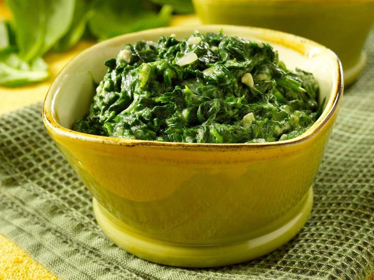 Did you know Silk® has a ton of tasty recipes, like  this one for Creamed Spinach? http://silk.com/recipes/creamed-spinach