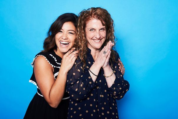 'Jane The Virgin' Creator & Star On Balance Of Tragedy & Humor In Season 3 – The Contenders Emmys Video