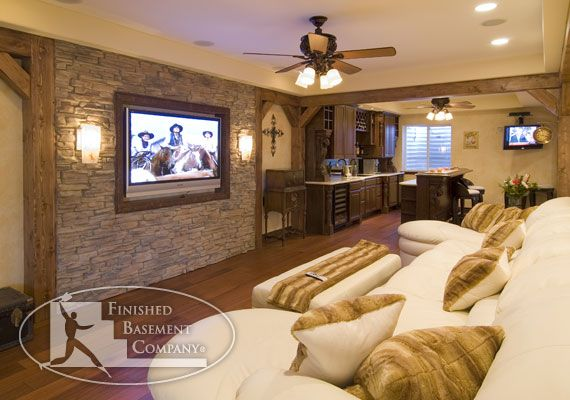 Finished Basement Company – Stone Canyon Basement – Denver, CO