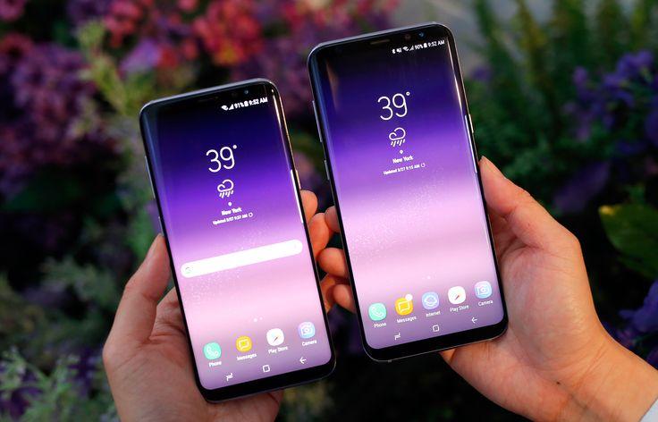 A gama de smartphones topo de gama Galaxy S8, disponível em duas variantes, representa um grande rumo de esperança para a coreana Samsung. A empresa acredita que depois dos bons números registados com os Galaxy S7 e Galaxy S7 Edge, os novos S8 e S8 Plus venham a quebrar os recordes da empresa no mercado mundial de telemóveis.