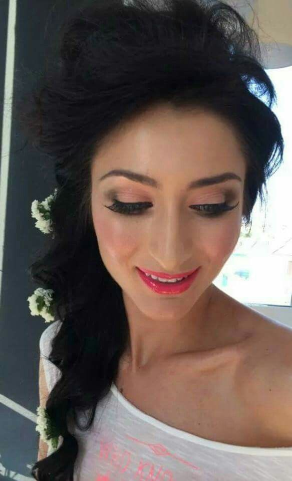 Delia Stamate Make up