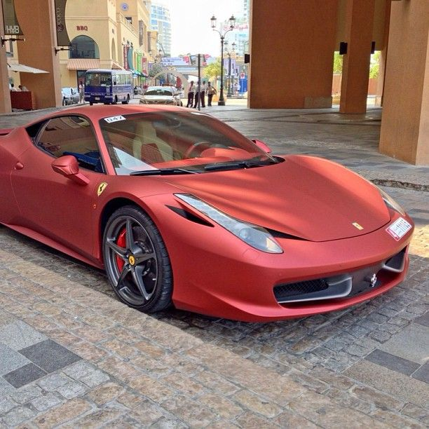 458 red cars - photo #38