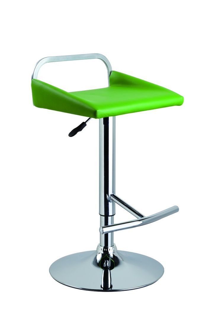 Bang Bang WHO - REGGIE GREEN BAR STOOL, $59.00 (http://www.bangbangwho.com/bar-stools/reggie-green-bar-stool/)