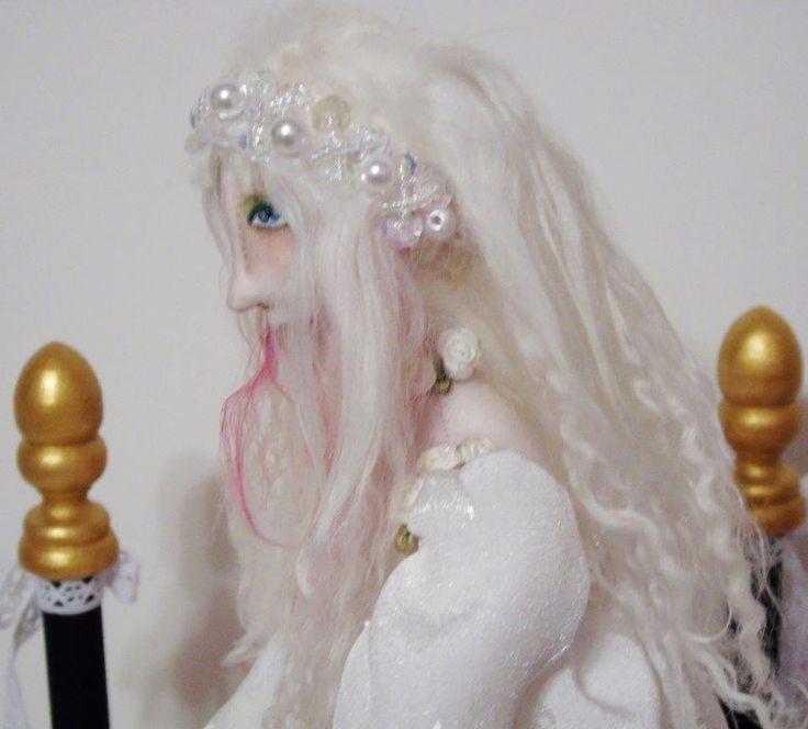 A profile of the Princess and the Pea