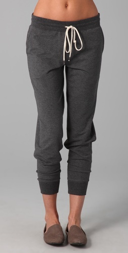 the greatest pants ever and the definition of comfy (if only that were my stomach)