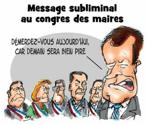 Ara (2017-11-24) France : Emmanuel Macron,  congrès des maires