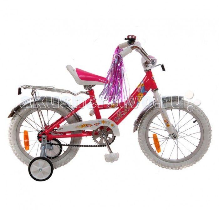 Велосипед двухколесный Mars С1601  Велосипед двухколесный Mars С1601 с корзиной, на рост от 98-122 см.  Особенности: Диаметр колес: 16 inch/дюйм Велосипеды оснащены дополнительным ручным тормозом, научившись ездить в детстве, в будущем легче будет ездить на скоростных велосипедах, где ножной тормоз отсутствует. Конструкция тормозной ручки позволяет регулировать расстояние между тормозной ручкой и рулём. Сидение и руль регулируются в зависимости от роста ребёнка. Разнонаправленное…