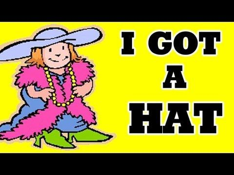 I GOT A HAT SONG -- The Learning Station