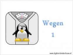 Digibordles Wegen 1 op digibordonderbouw.nl