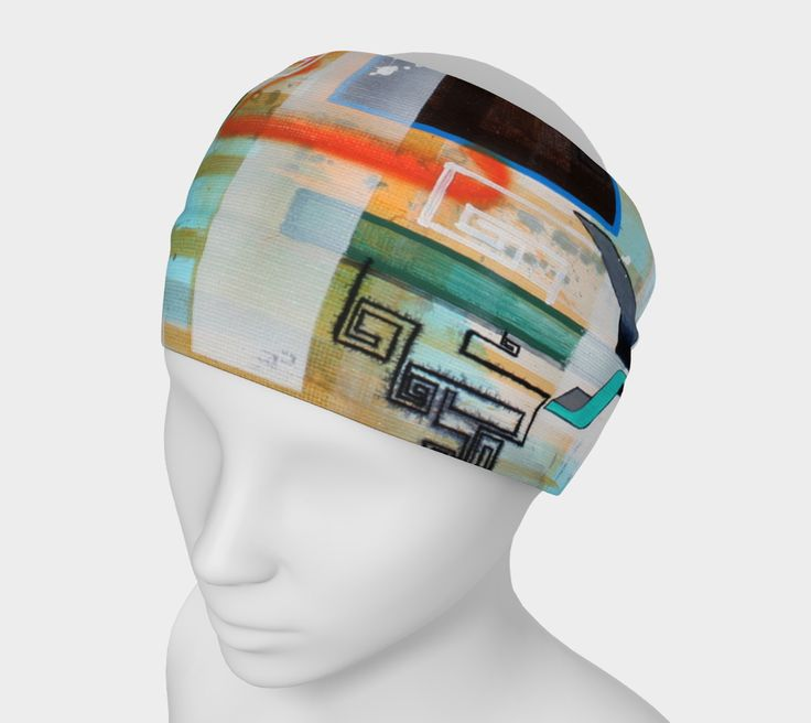 Is it a headband? scarf? or face warmer? Super versatile! Playa Headband - Series 3/5 Check out more here  https://www.studioshim.ca/collections/headband Chemical Free & Sweatshop FREE