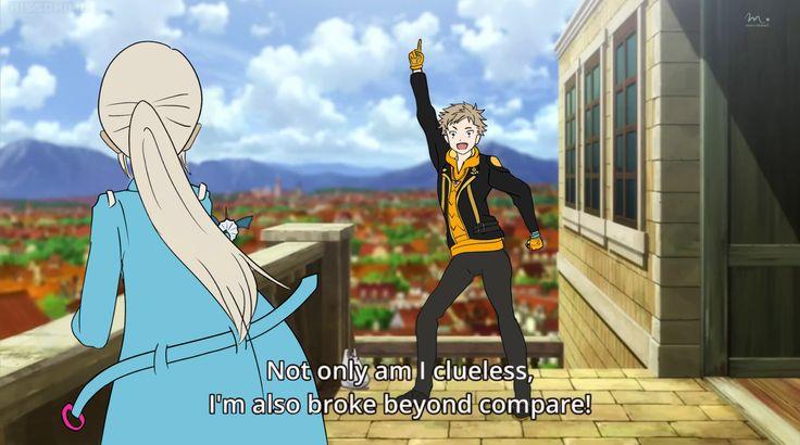 Re:zero Pokemon go version Blanche and Spark