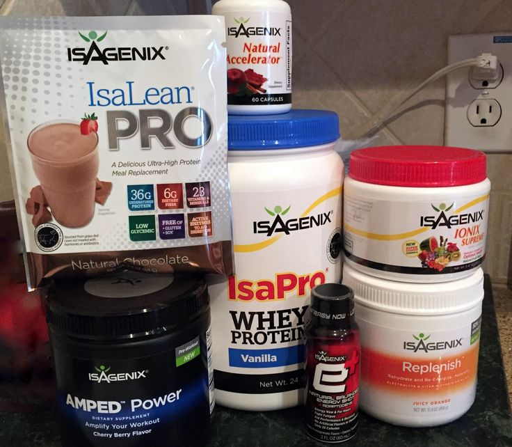 Isagenix Reviews: Crushing My WODs - Run Out of the Box