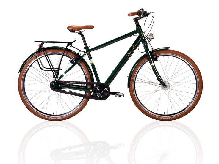 Dancelli Spurtreu 8 - Trekkingräder / Citybikes - Fahrräder - Fahrrad-XXL