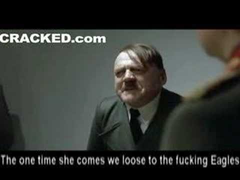 Hitler Downfall meme - Cowboys vs Giants