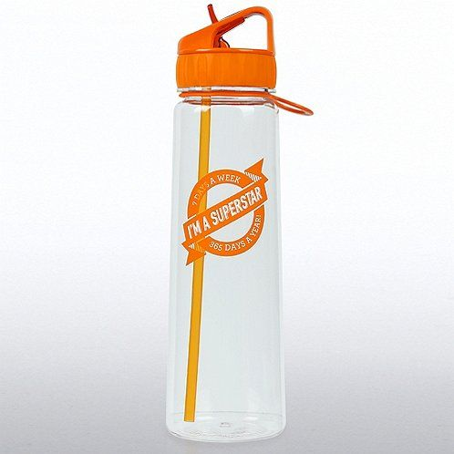 I'm a Super Star Keep It Cool Water Bottle