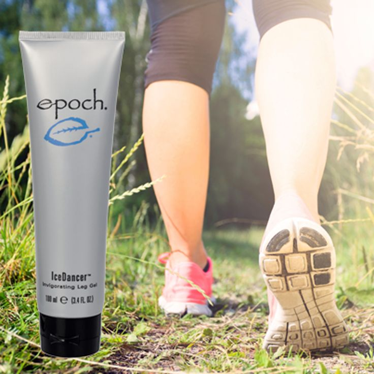 After a long day hiking, shopping or simply strolling on the beach, give your legs some relief with Epoch Ice Dancer. #EpochIceDancer #NuSkin #SummerIsHere