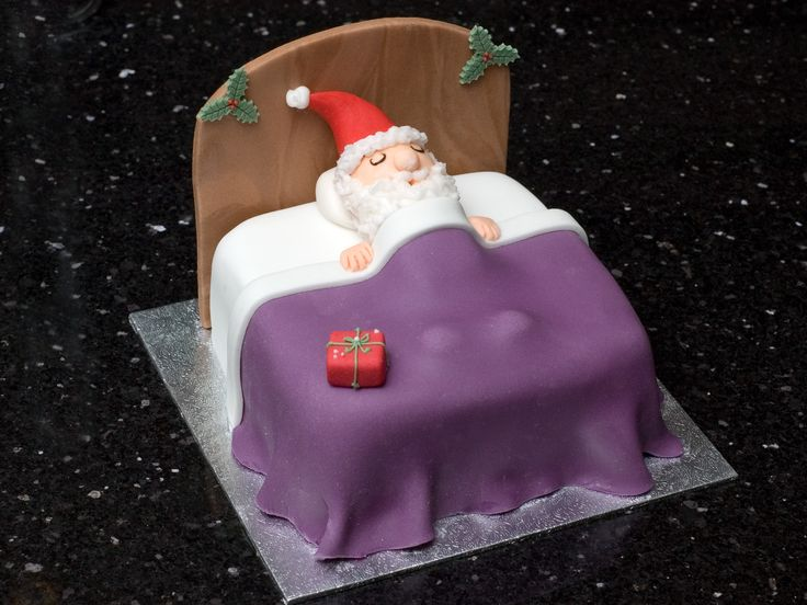 Christmas Cake Decorations Uk