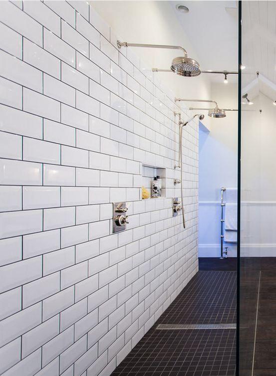 50 Best Showers Images On Pinterest Basement Bathroom