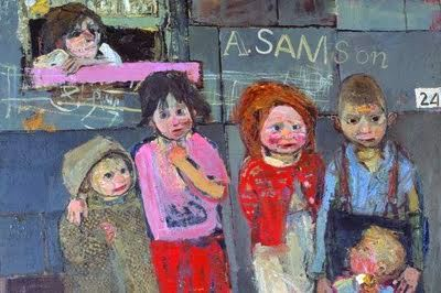 Griffin Rayne - The Art Blog: Joan Eardley - Glasgow Street Children