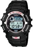 Casio Men's G2310R-1 G-Shock Tough Solar Power Digital Sports Watch - Casio Men's G2310R-1 G-Shock Tough Solar Power Digital Sports Watch    Tough solar power, shock resistantDaily alarm with snooze, 1/100 second chronograph, 12 and 24 hr formatWorld