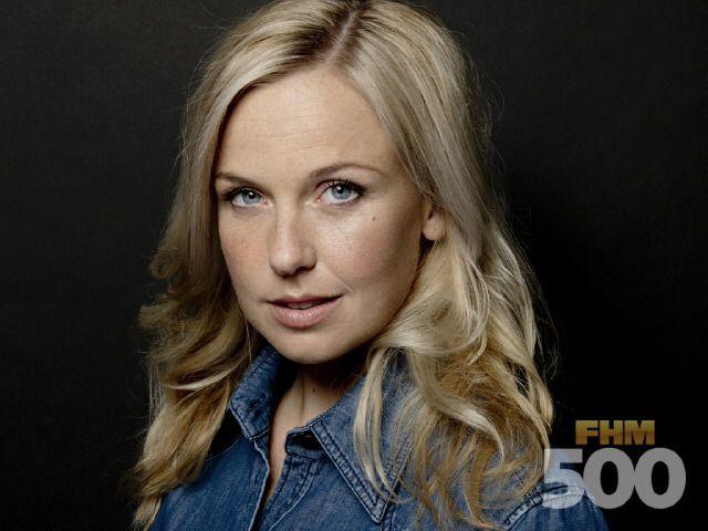 Jessica Villerius in FHM, bijzondere documentairemaakster.