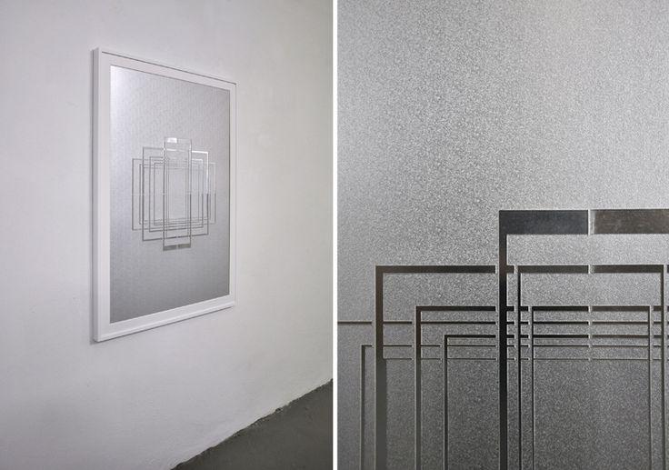 Seal #1 - Silver - @The flat-Massimo Carasi, Milan