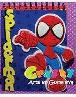 spiderman foamy