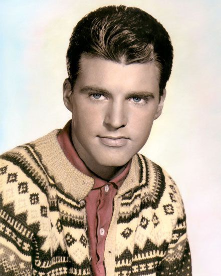 Ricky Nelson Hollywood Actor Singer & by MyVintagePhotos on Etsy
