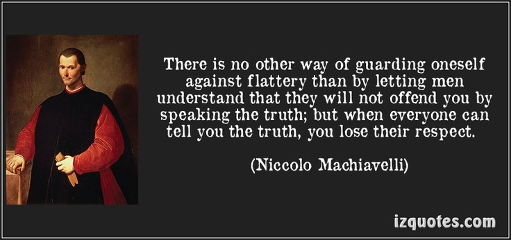 Machiavelli The Prince Human Nature Quotes