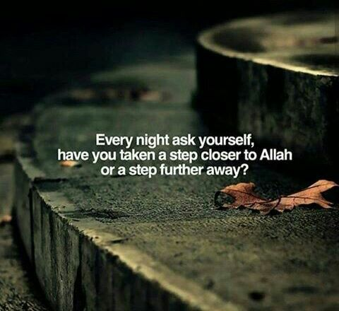 May Allah forgive our sins and guide us to the straight path. Aameen