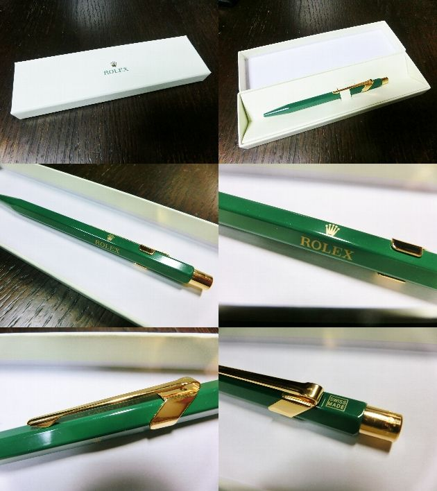 ロレックス カランダッシュ ボールペン | ロレックス・ROLEX ブランド腕時計といえば、アルファ&オメガ http://www.aaoi.biz/