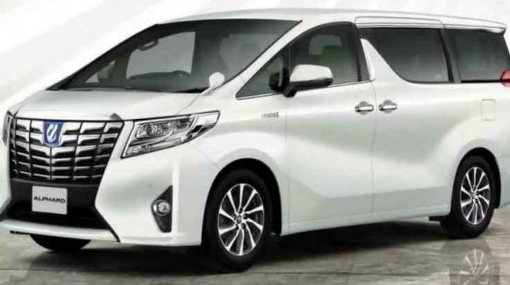 2018 Toyota Alphard Release Date, Price, Review