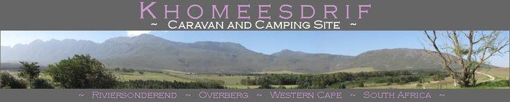 Khomeesdrif Camping and Caravan Site