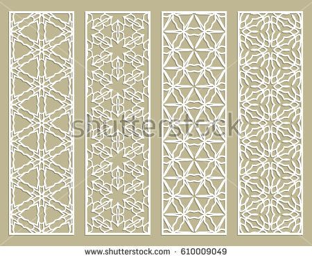 Best Islamic Pattern Images On Pinterest Islamic Patterns - Carved wood lace like lighting design inspired islamic decoration patterns