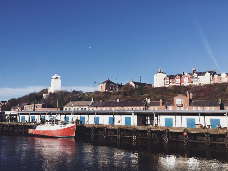 From Liberty Quay to North Shields Fish Quay.