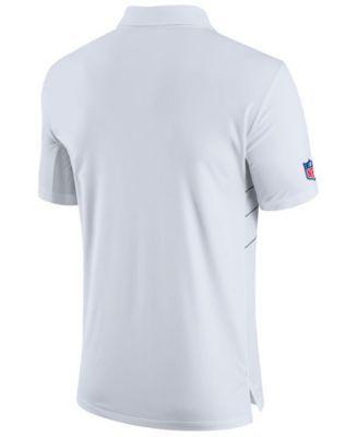 Nike Men's Tampa Bay Buccaneers Early Season Polo - White 3XL