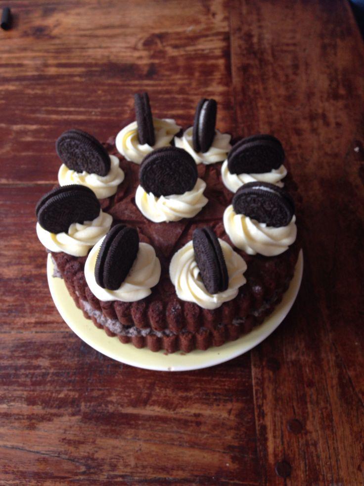 Oreo Cake Decor : 23 best images about Oreo cake on Pinterest Best ...