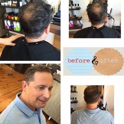 1000 Ideas About Bald Men Styles On Pinterest: 17 Best Ideas About Haircuts For Balding Men On Pinterest