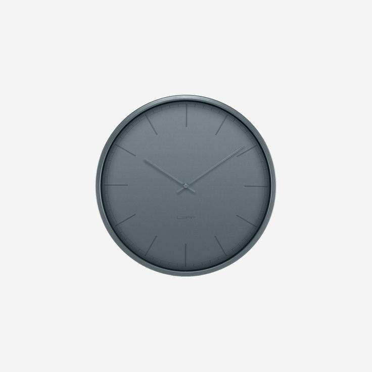 Tone 35 Clock Grey – SIMPLE FORM.