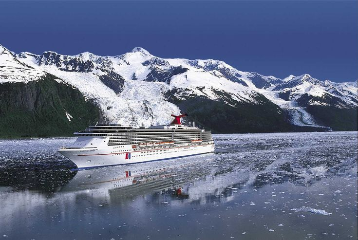 I want to go on a cruise to Alaska : )