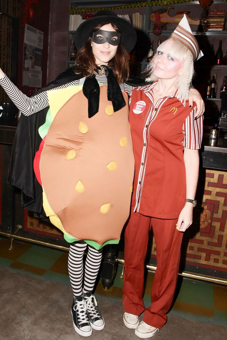 Halloween costume ideas from the stars