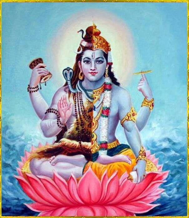 Shiva-Narayana united