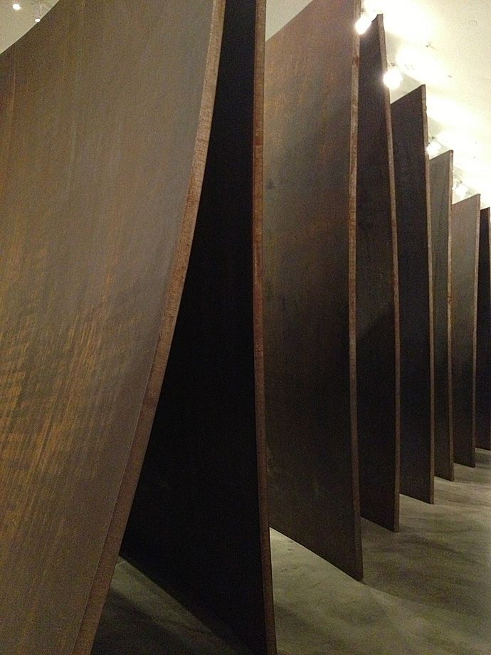 Matter of Time Richard Serra 5                                                                                                                                                                                 Plus
