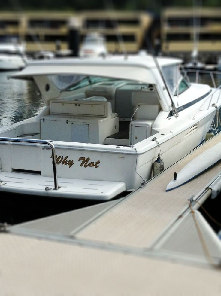 Love The Name Of Boat