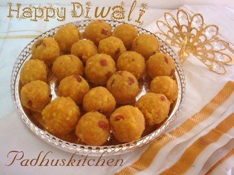 Boondi Laddu is a delicious Indian sweet make for special occasions and for festivals like Diwali. Many people think that making laddu/lado...