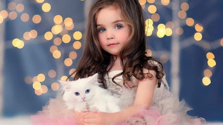 Красивые обои. Дети