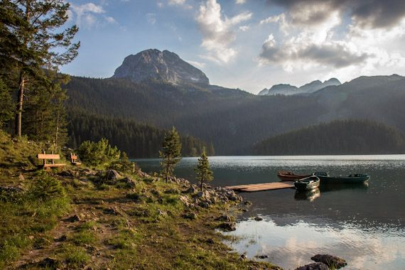 Durmitor National Park in Montenegro: The Largest Canyon In Europe