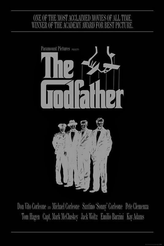 The Godfather : The Corleone Family - Maxi Poster 61cm x 91.5cm (new & sealed)
