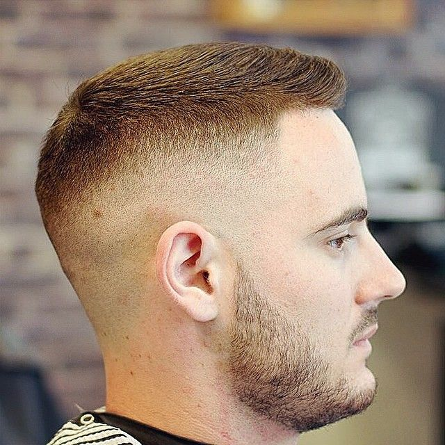 Medium skin fade, side parting. Spent a good 30 minutes on the blend alone as Chris hair is very dark and hard to blend out the lines. Used my cordless Wahl super tapers on most of the haircut. Applied shave oil and razored the sides for a shiny smooth finish.   @dannyandcobarbers
